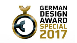 SITAGTEAM'E GERMAN DESIGN AWARD 2017